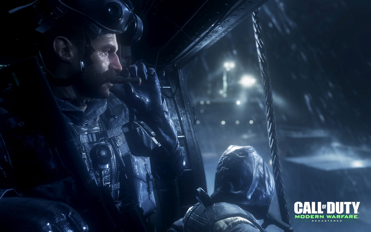 Free Call of Duty: Modern Warfare Wallpaper in 1280x800