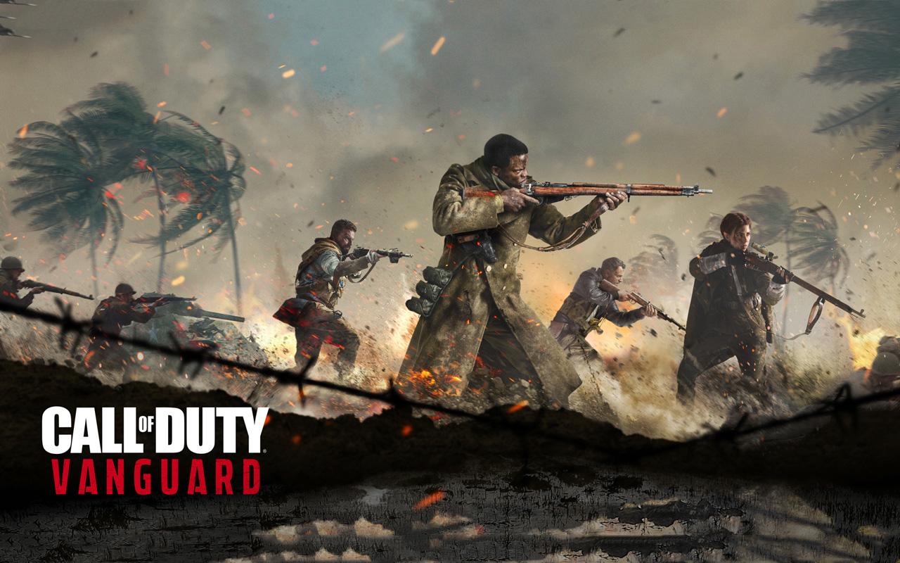 Free Call of Duty: Vanguard Wallpaper in 1280x800