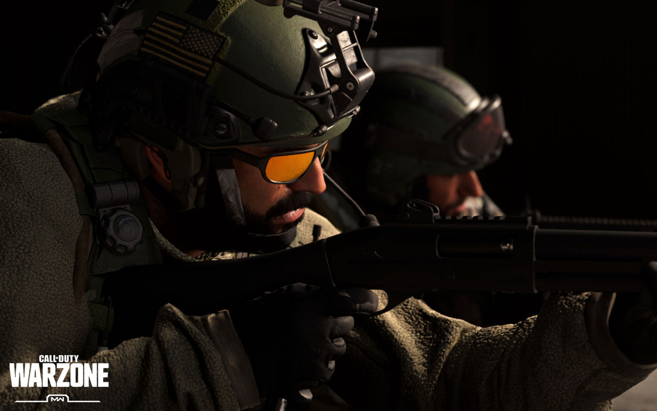 Free Call of Duty: Warzone Wallpaper in 1280x800