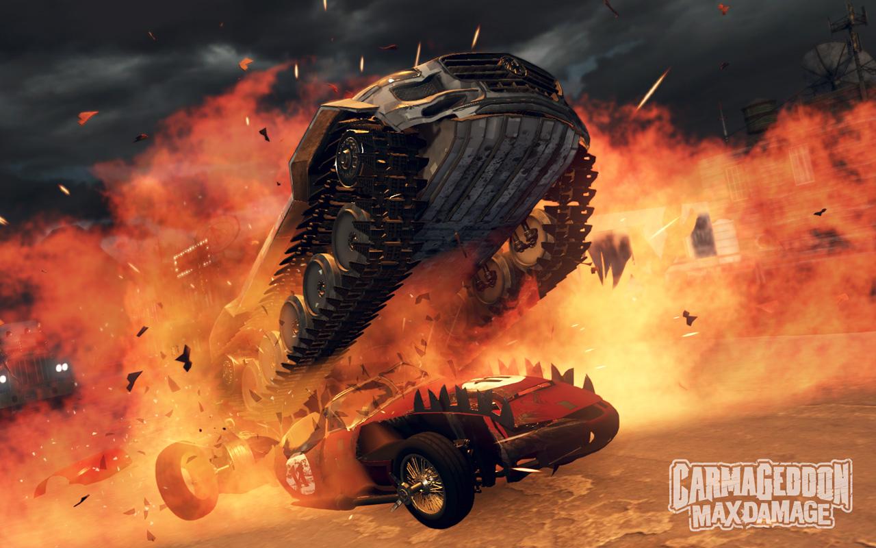 Free Carmageddon: Max Damage Wallpaper in 1280x800