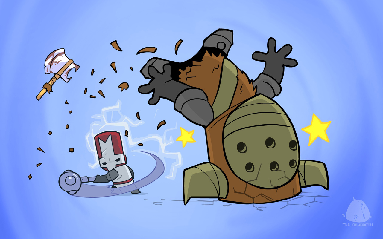 Free Castle Crashers Wallpaper in 1280x800
