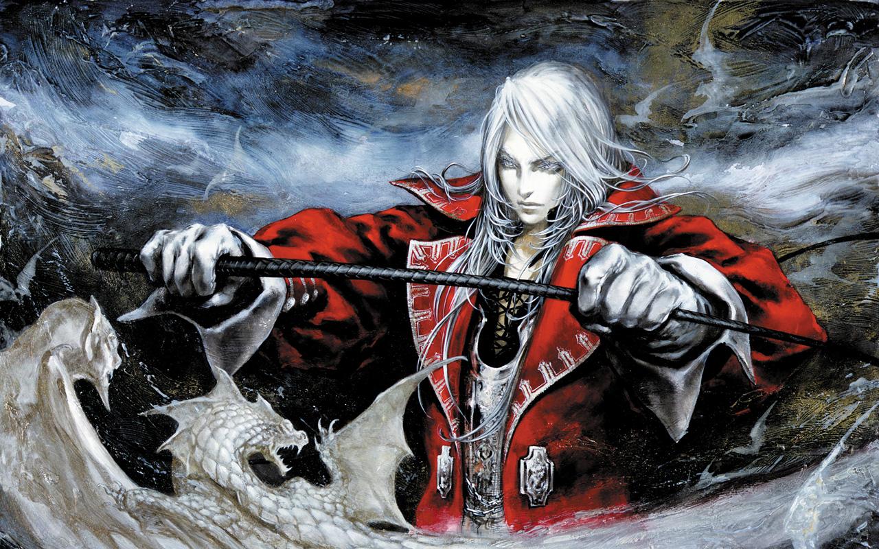 Castlevania: Curse of Darkness Wallpaper in 1280x800
