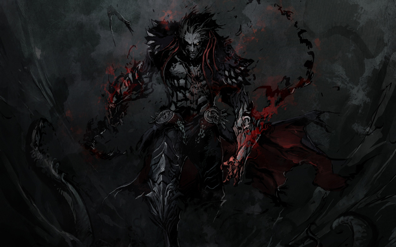 Free Castlevania: Lords of Shadow 2 Wallpaper in 1280x800