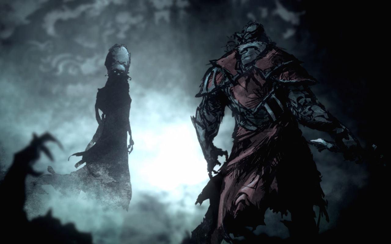Free Castlevania: Lords of Shadow Wallpaper in 1280x800