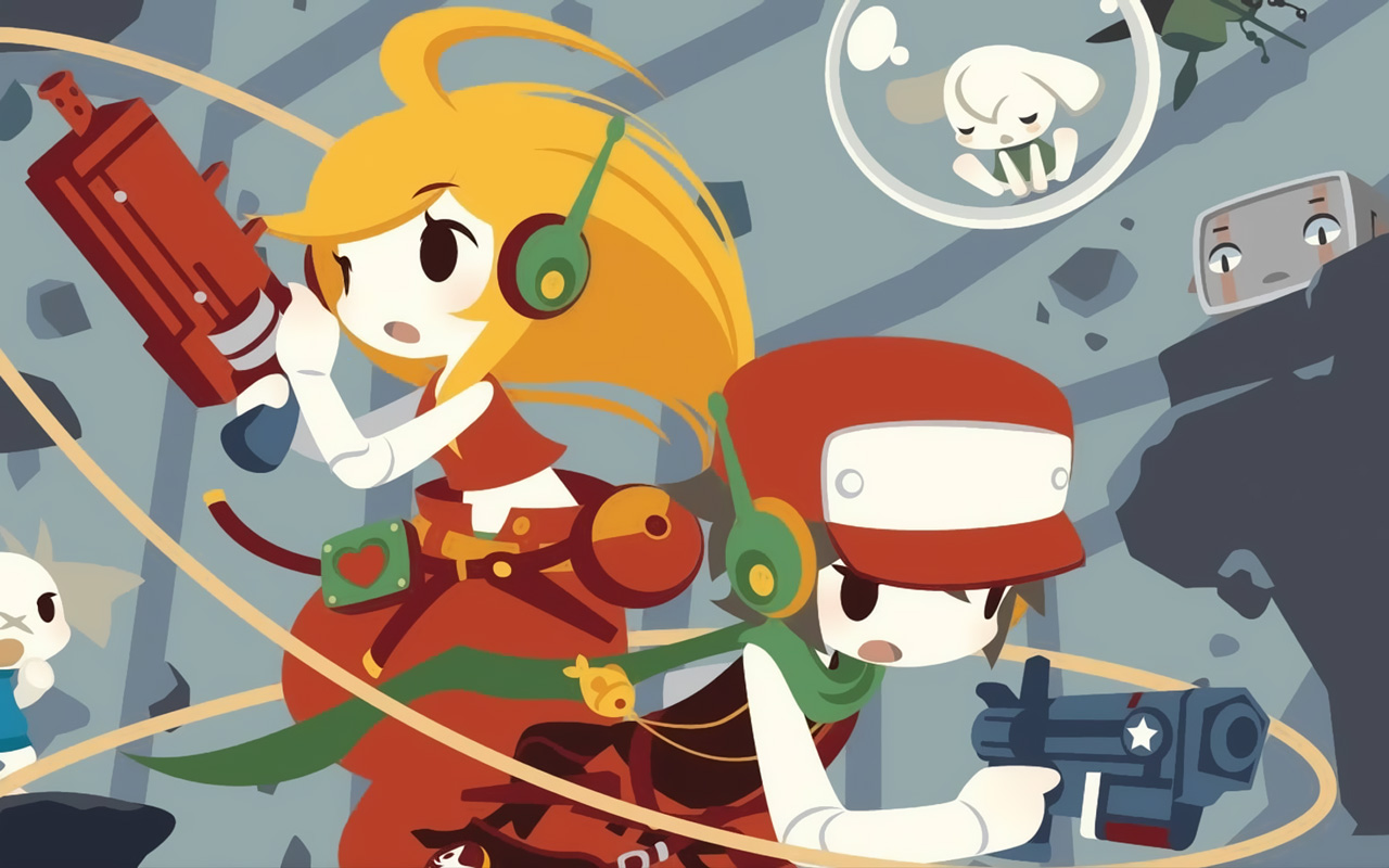 Free Cave Story Wallpaper in 1280x800