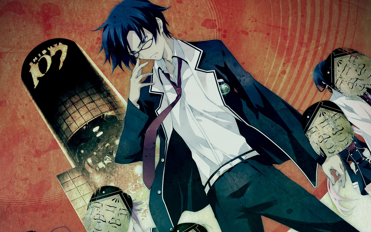 Free Chaos;Child Wallpaper in 1280x800