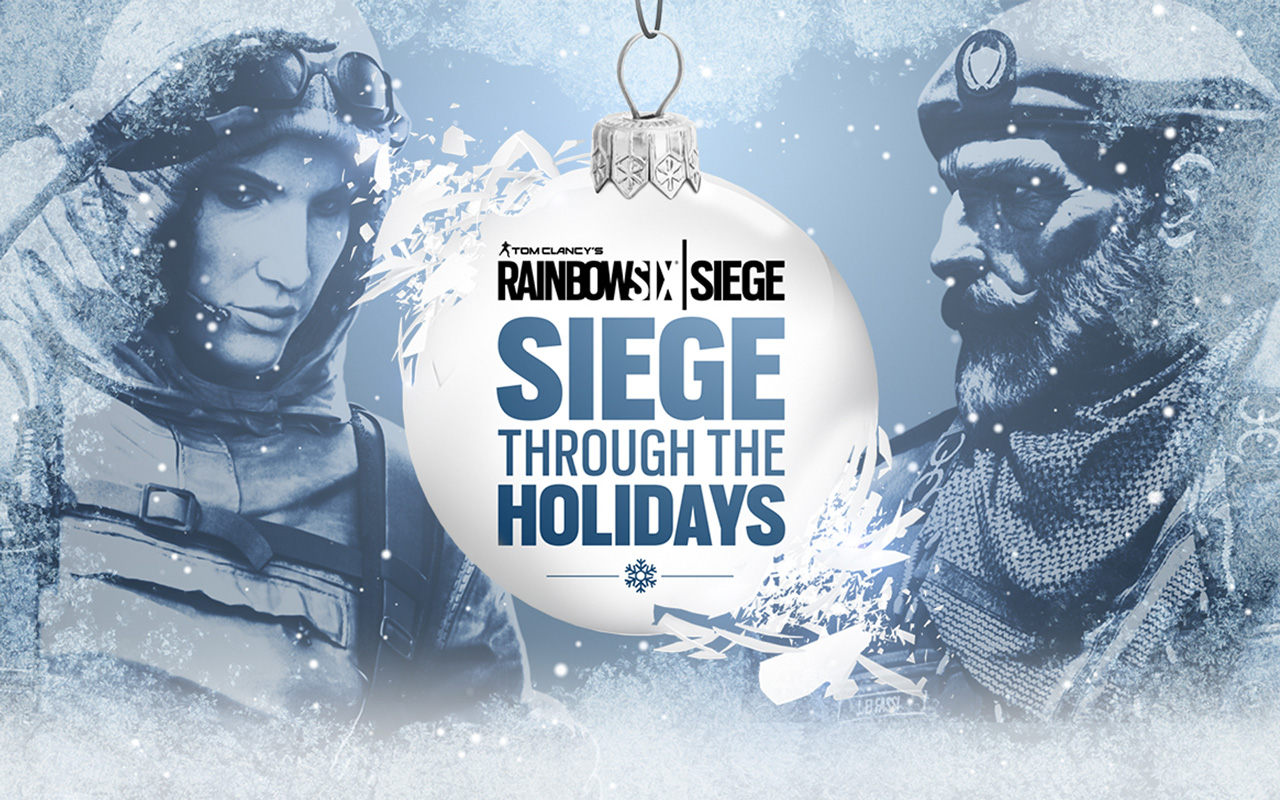Free Rainbow Six: Siege Wallpaper in 1280x800