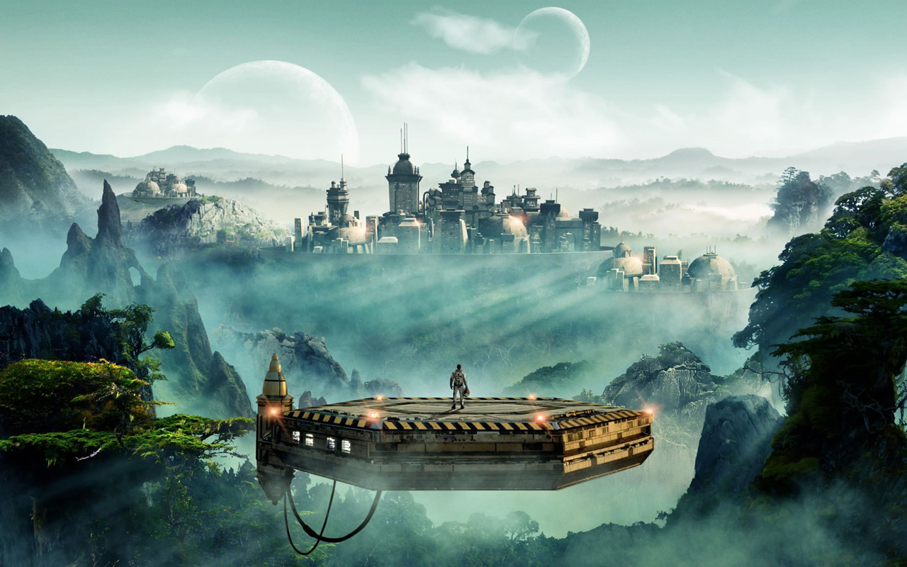 Free Civilization: Beyond Earth Wallpaper in 1280x800