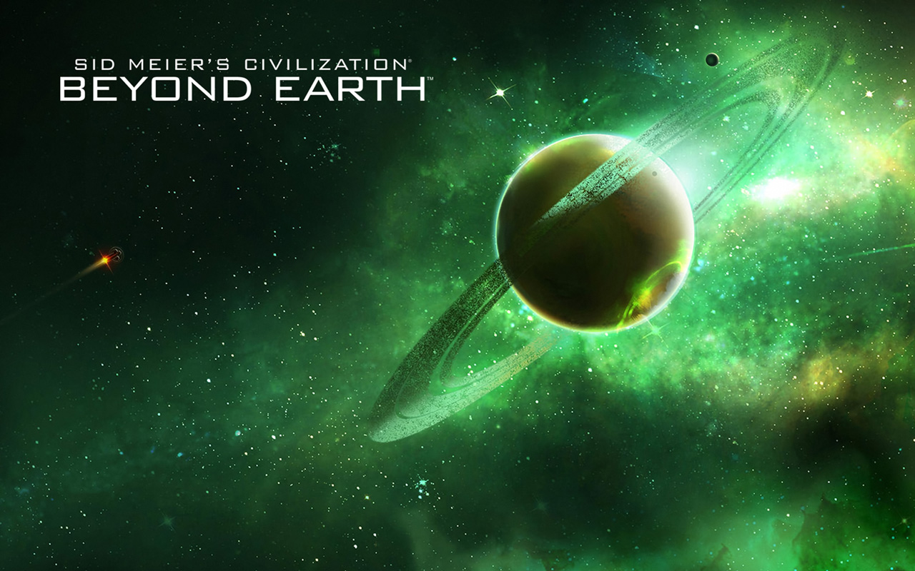 Free Civilization: Beyond Earth Wallpaper in 1280x800