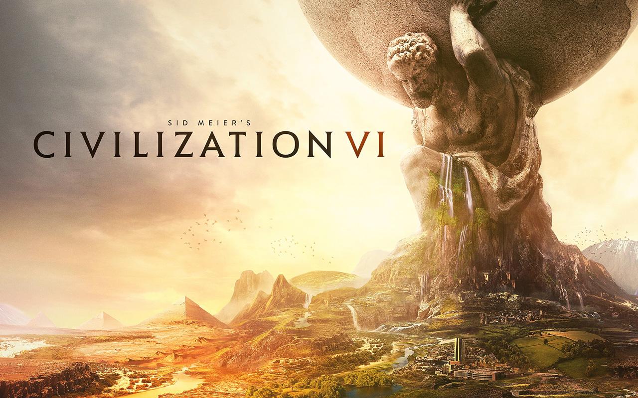 Free Civilization VI Wallpaper in 1280x800