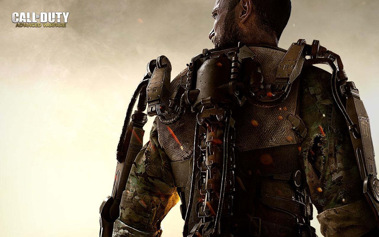 Free Call of Duty: Advanced Warfare Wallpaper in 1280x800