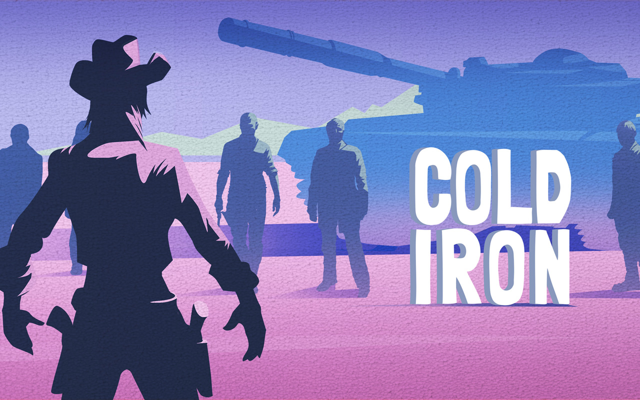 Free Cold Iron Wallpaper in 1280x800