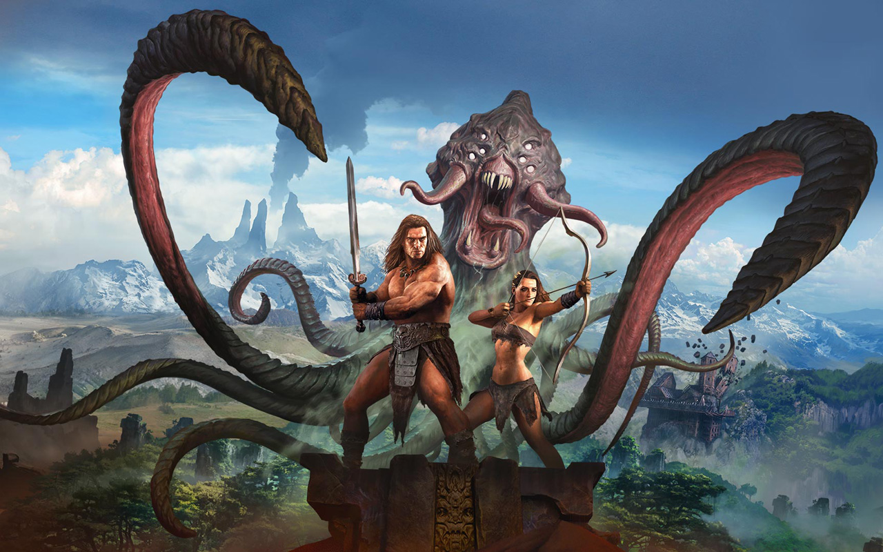Free Conan Exiles Wallpaper in 1280x800