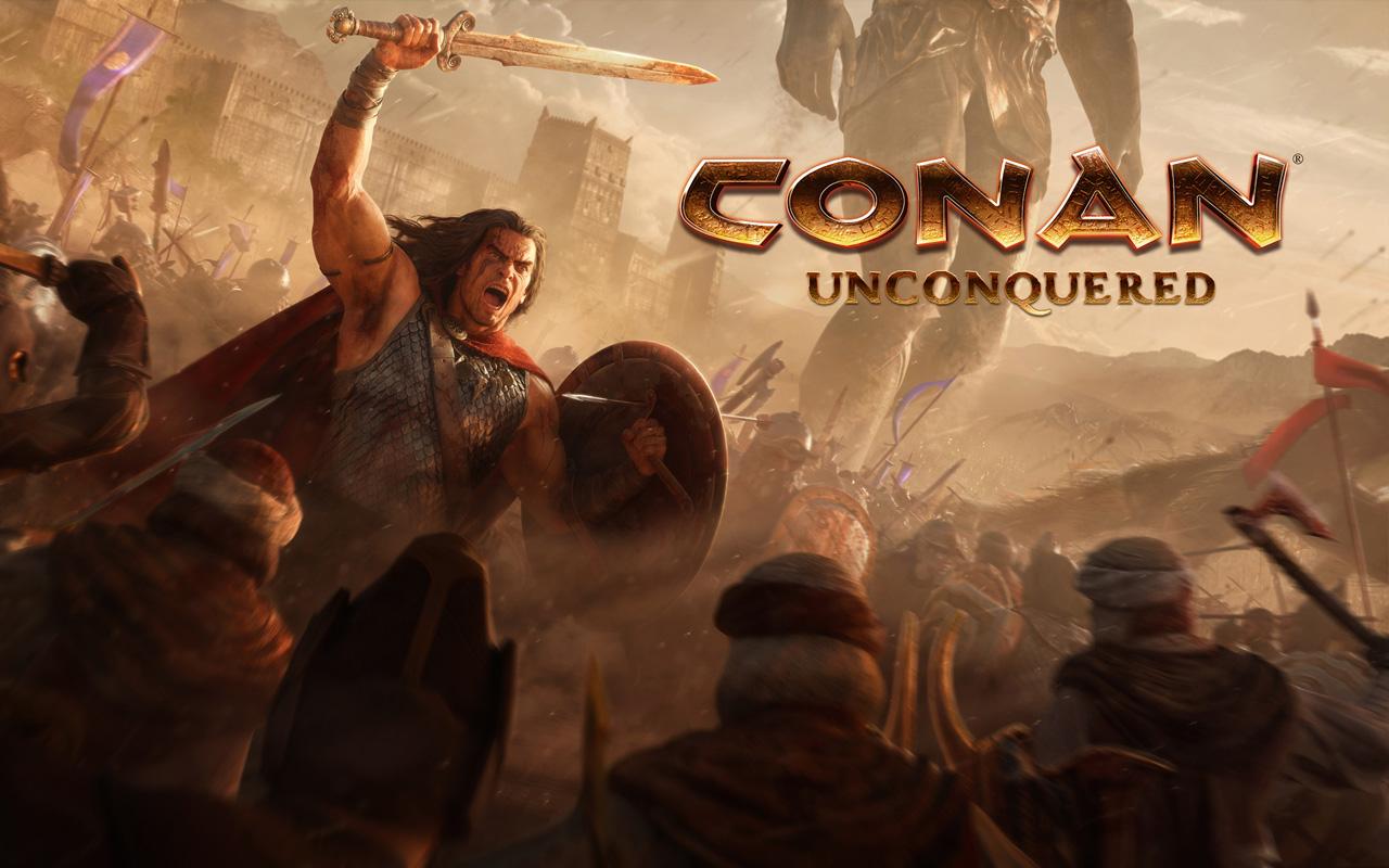 Free Conan Unconquered Wallpaper in 1280x800