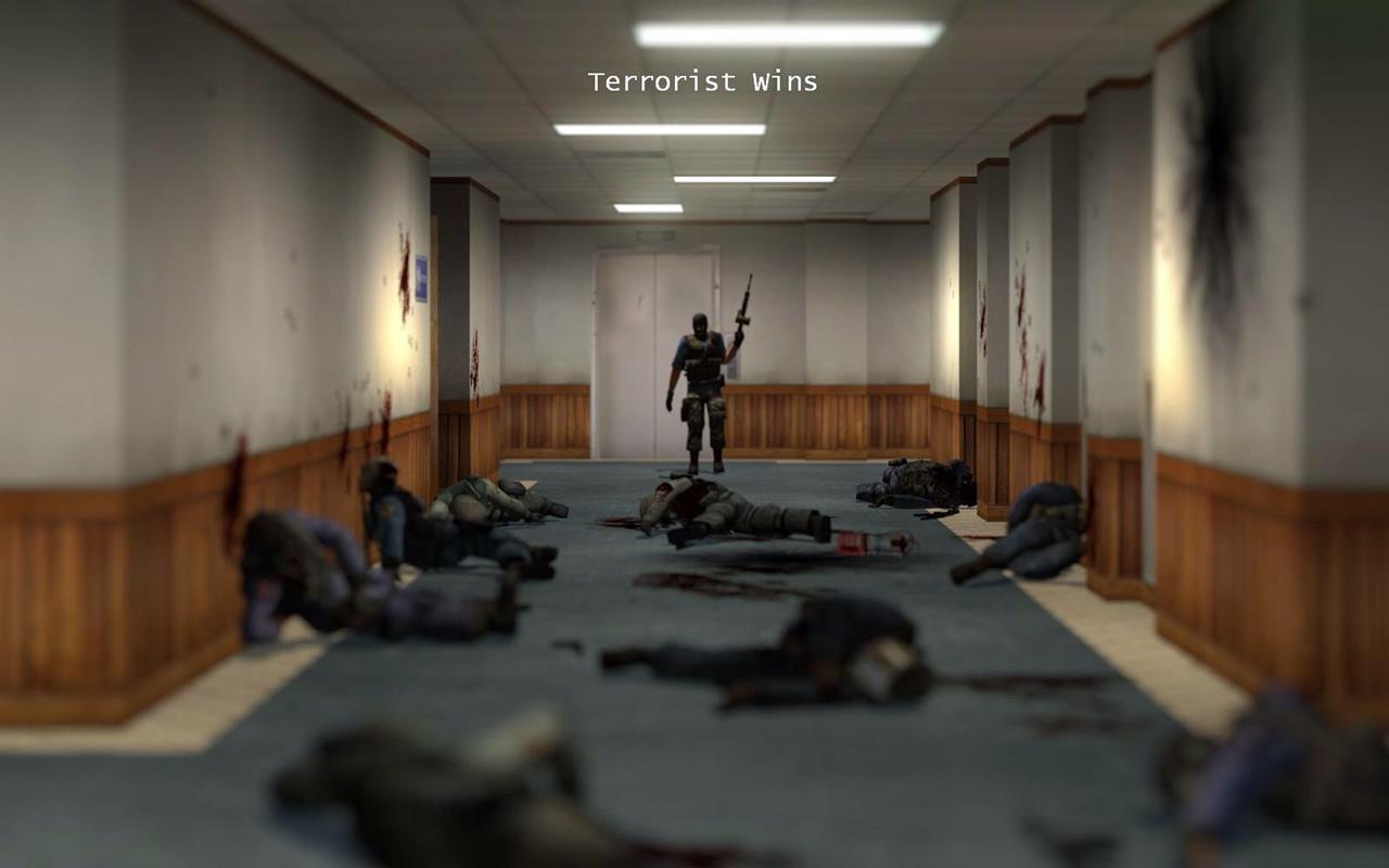 Free Counter-Strike Wallpaper in 1280x800