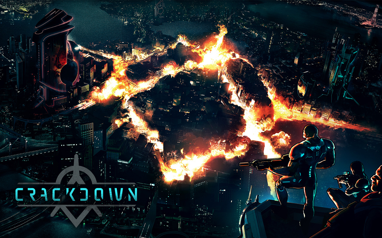 Crackdown 3 Wallpaper in 1280x800