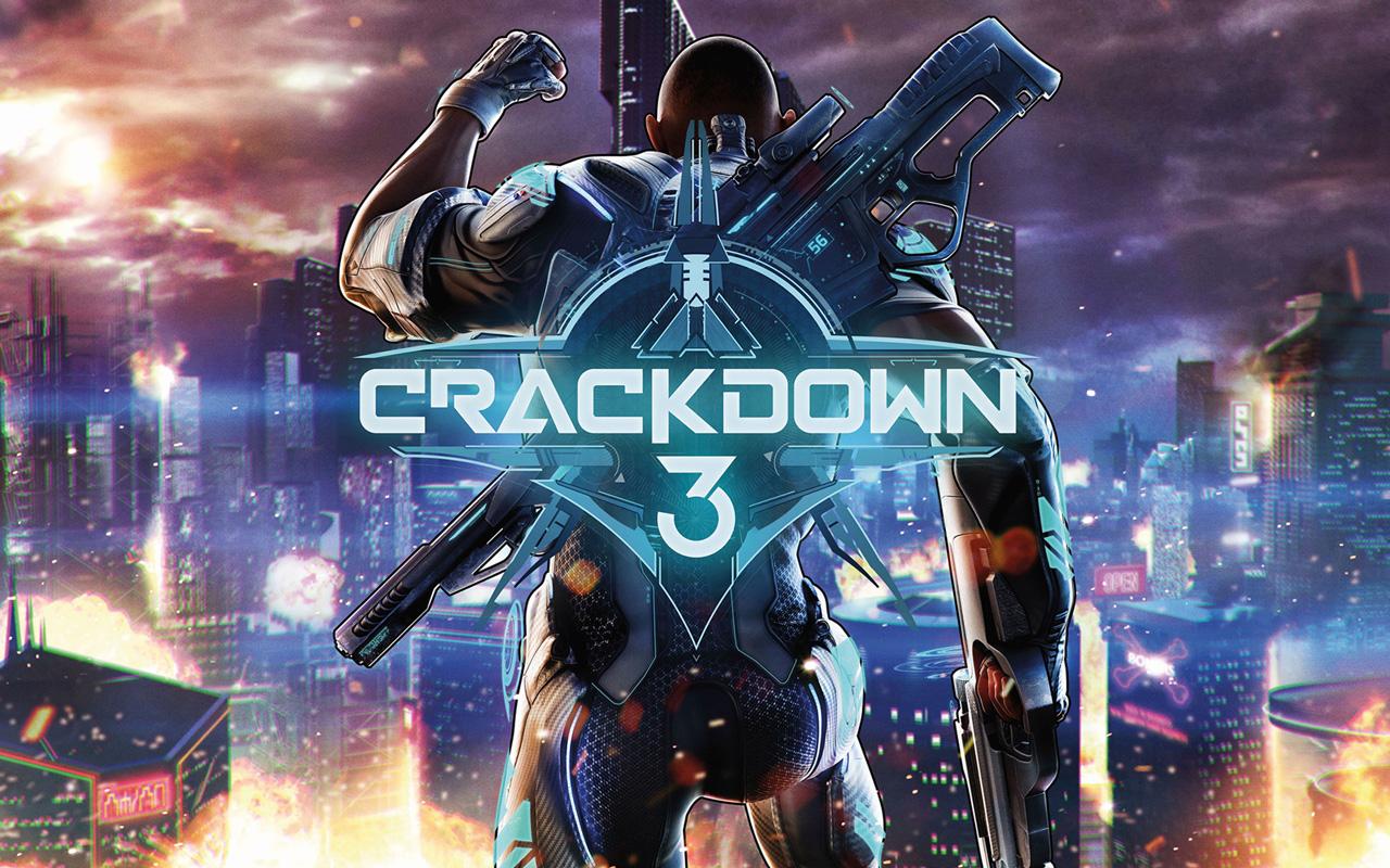 Free Crackdown 3 Wallpaper in 1280x800