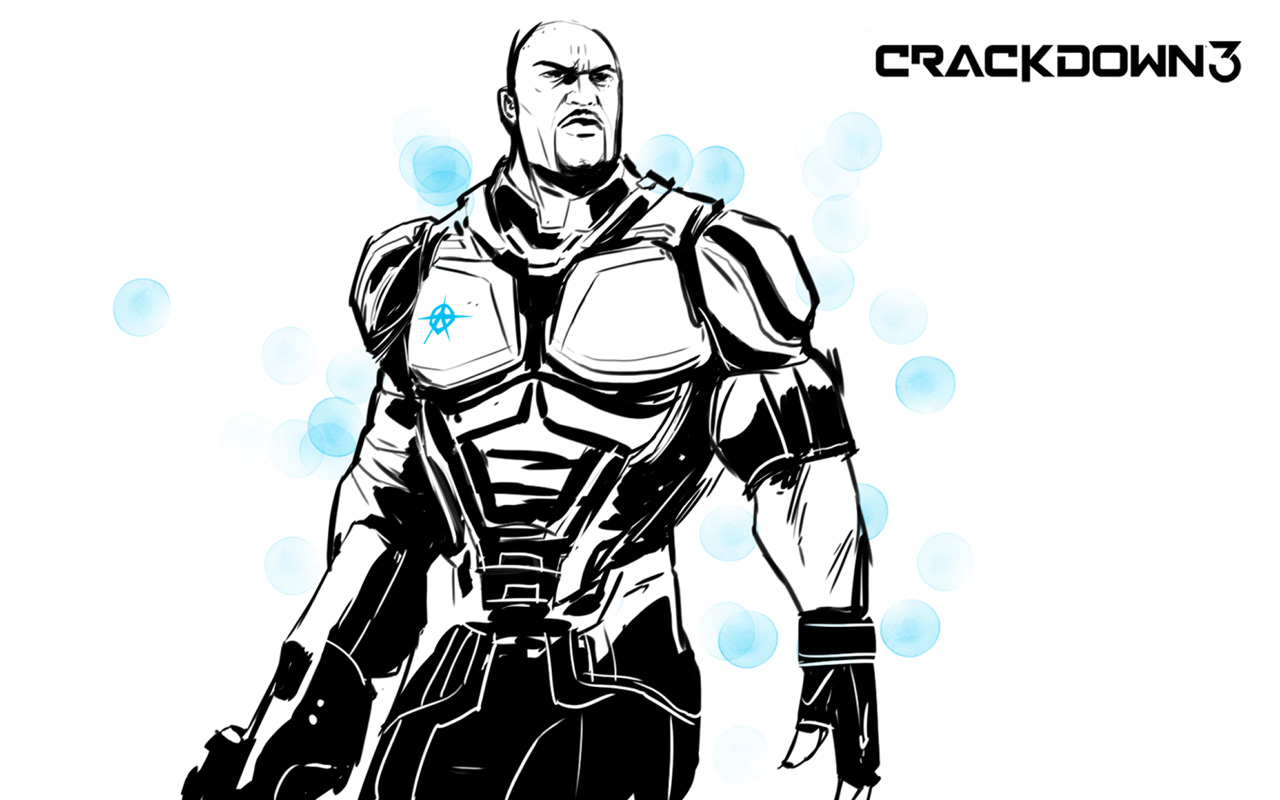 Free Crackdown 3 Wallpaper in 1280x800