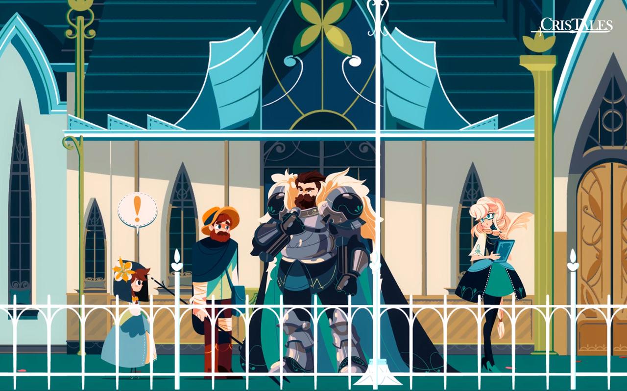 Free Cris Tales Wallpaper in 1280x800