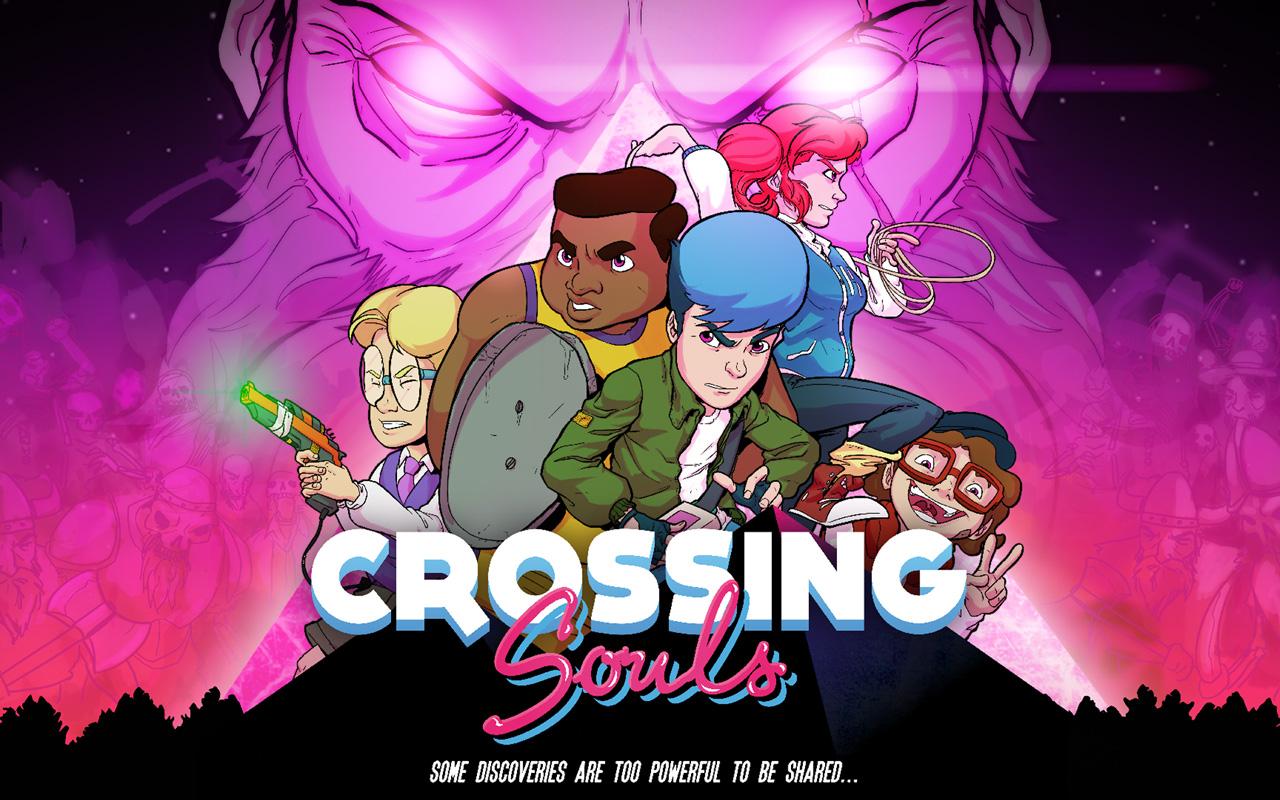 Free Crossing Souls Wallpaper in 1280x800