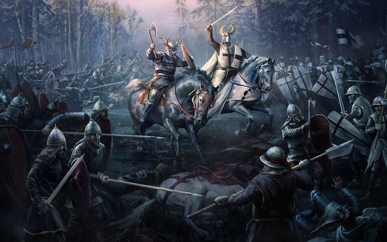 Free Crusader Kings II Wallpaper in 1280x800