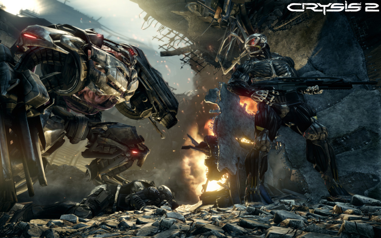 Free Crysis 2 Wallpaper in 1280x800