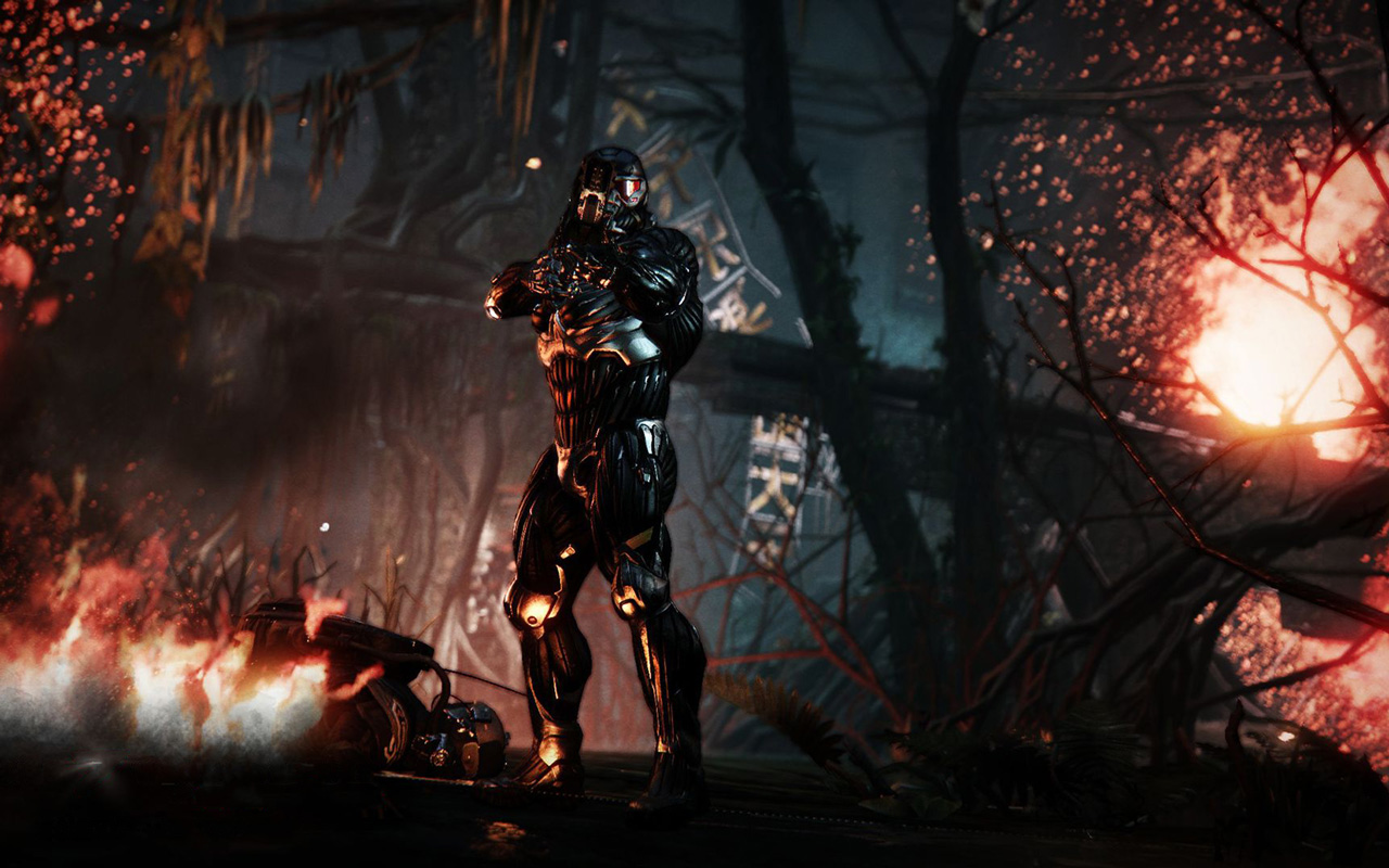 Free Crysis 3 Wallpaper in 1280x800