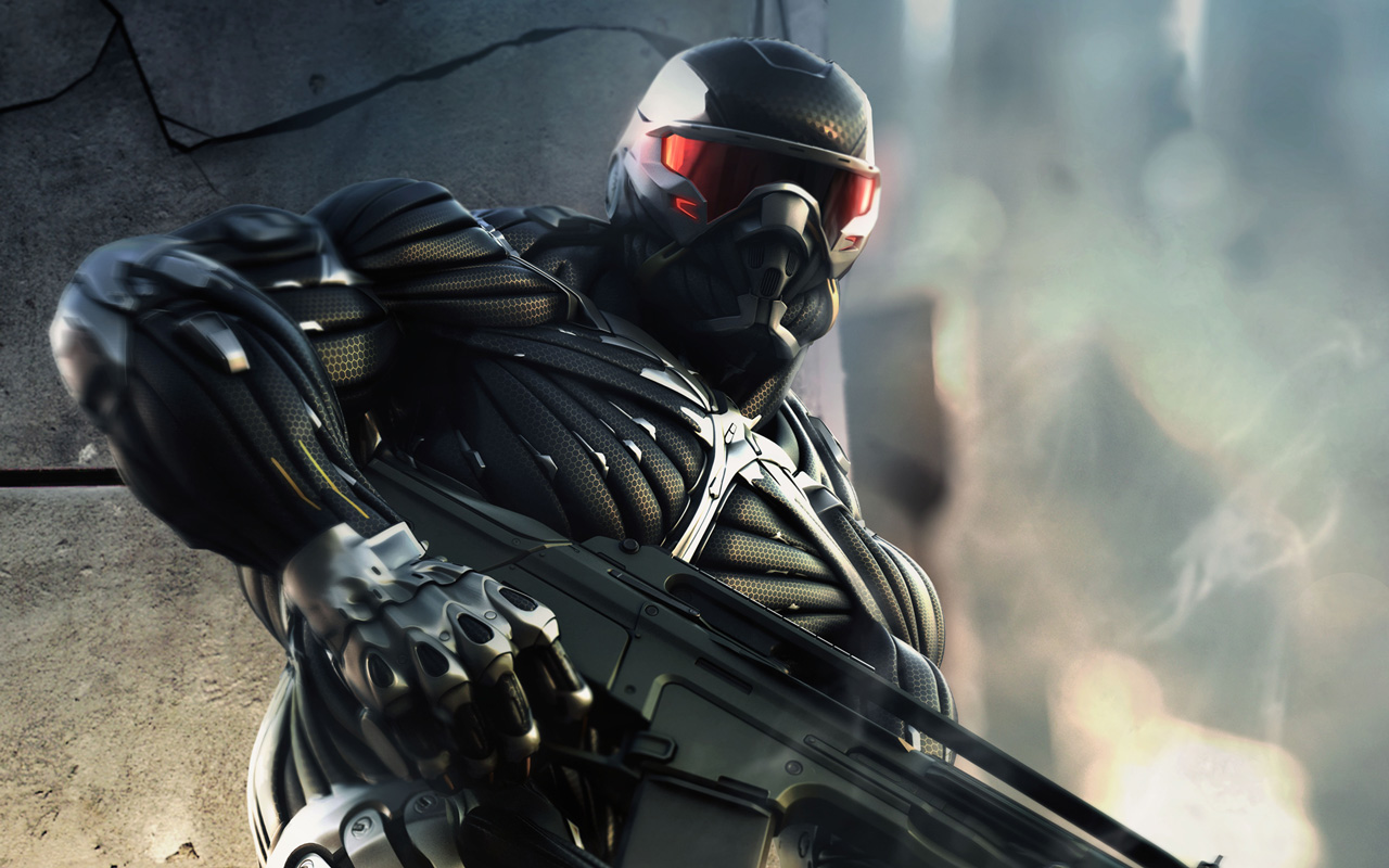 Crysis 2 Wallpaper in 1280x800