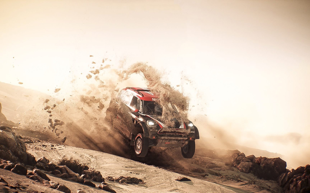 Free Dakar 18 Wallpaper in 1280x800