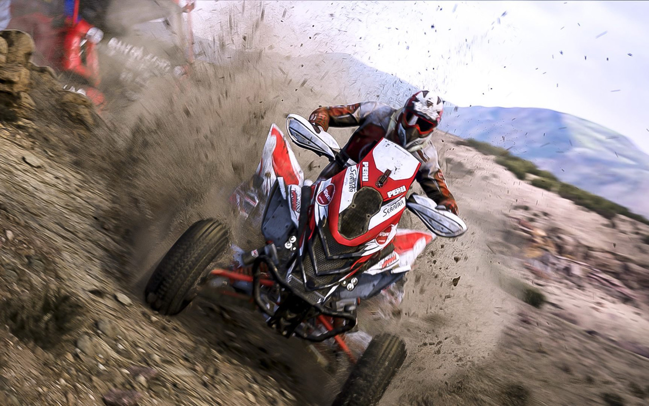 Free Dakar 18 Wallpaper in 1280x800