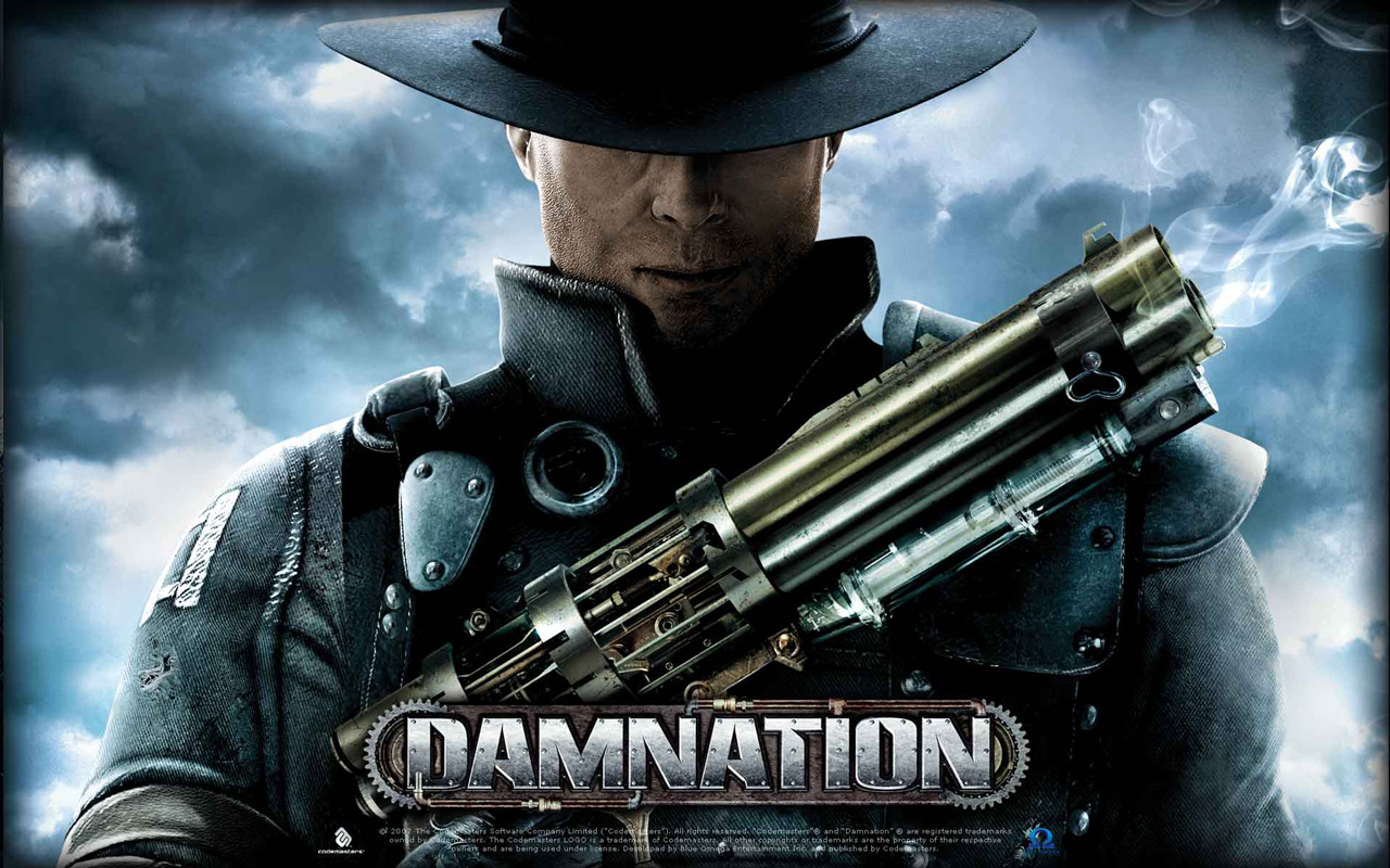 Free Damnation Wallpaper in 1280x800