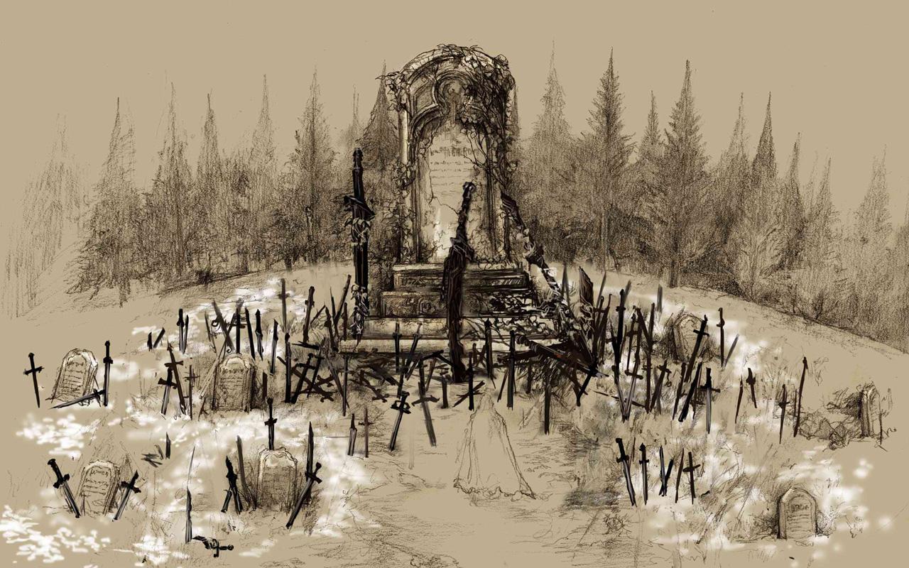 Free Dark Souls Wallpaper in 1280x800