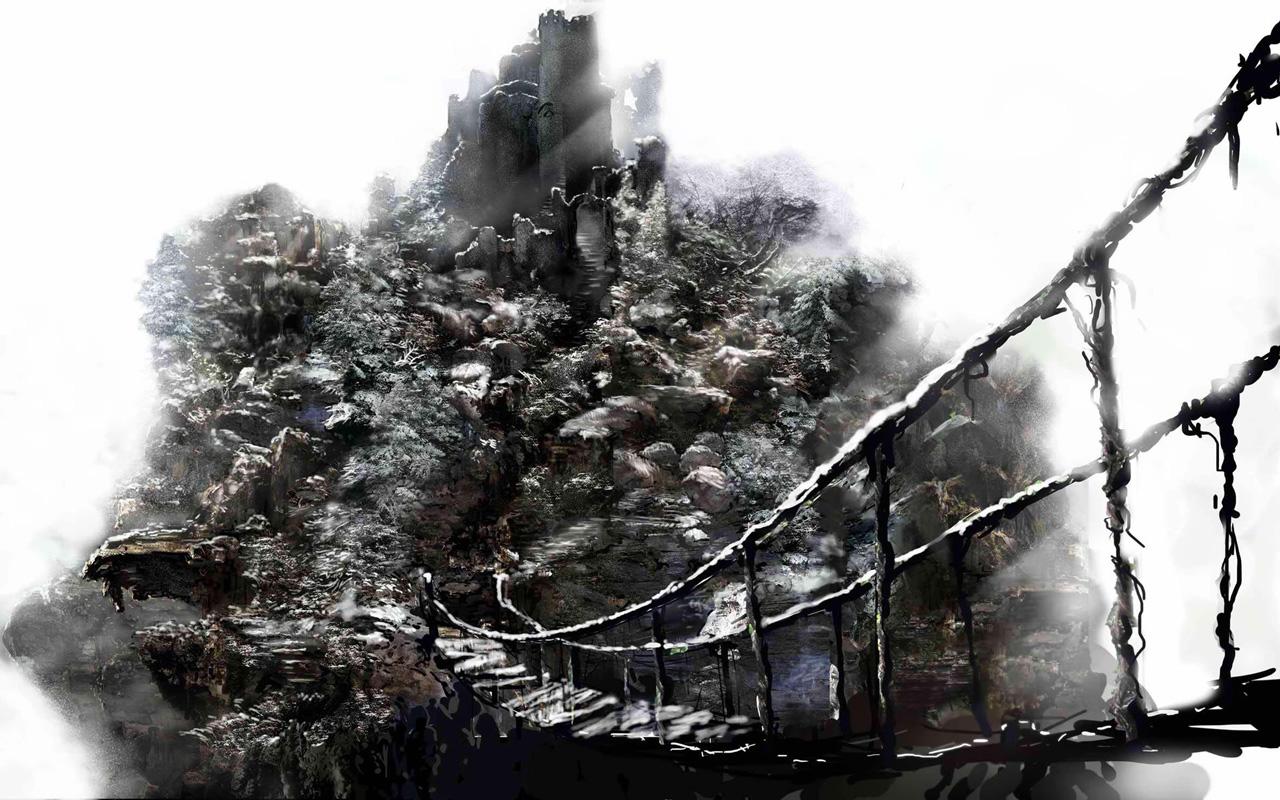 Dark Souls Wallpaper in 1280x800