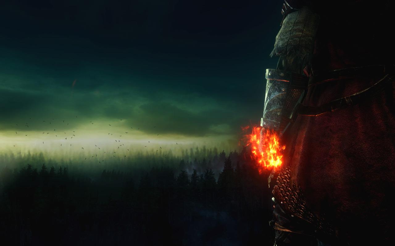 Free Dark Souls II Wallpaper in 1280x800