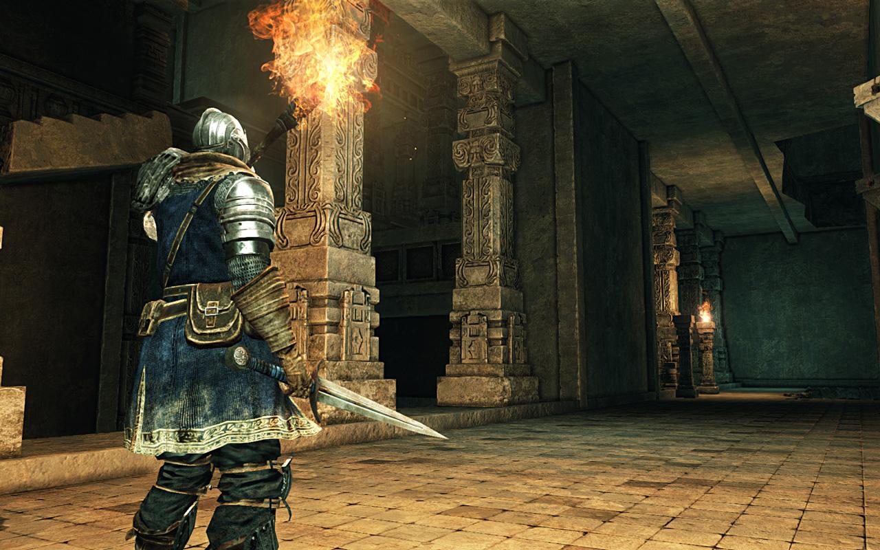 Dark Souls II Wallpaper in 1280x800