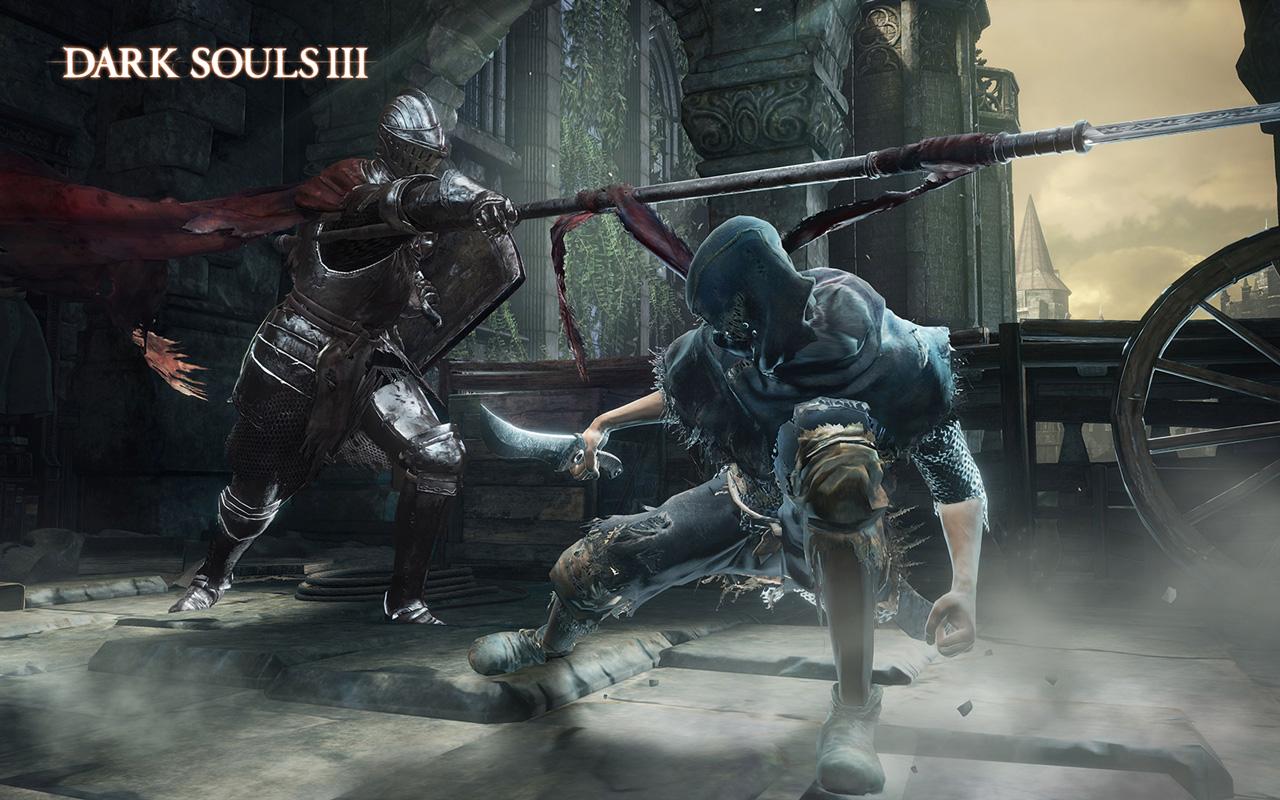 Free Dark Souls III Wallpaper in 1280x800