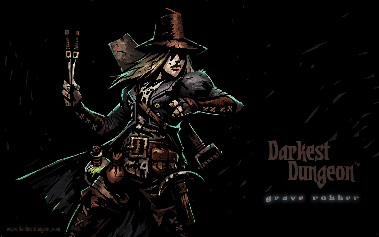 Free Darkest Dungeon Wallpaper in 1280x800