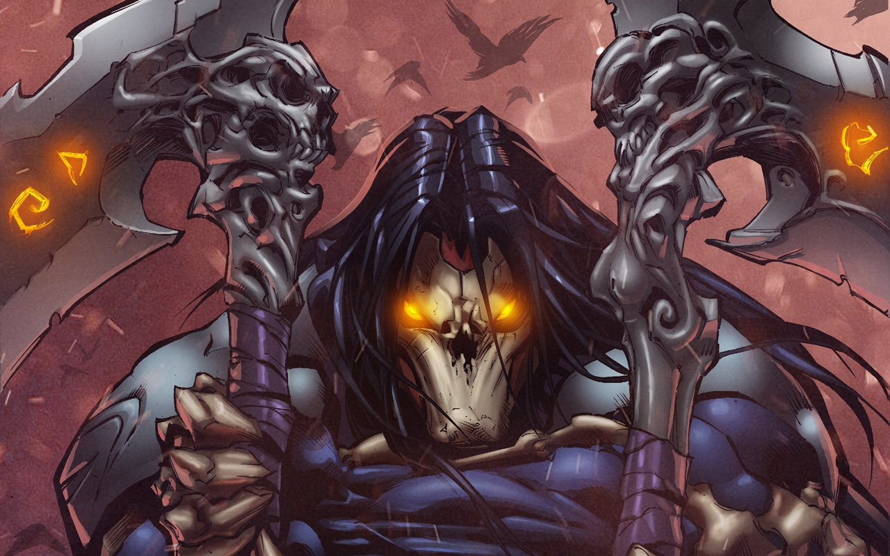 Free Darksiders II Wallpaper in 1280x800