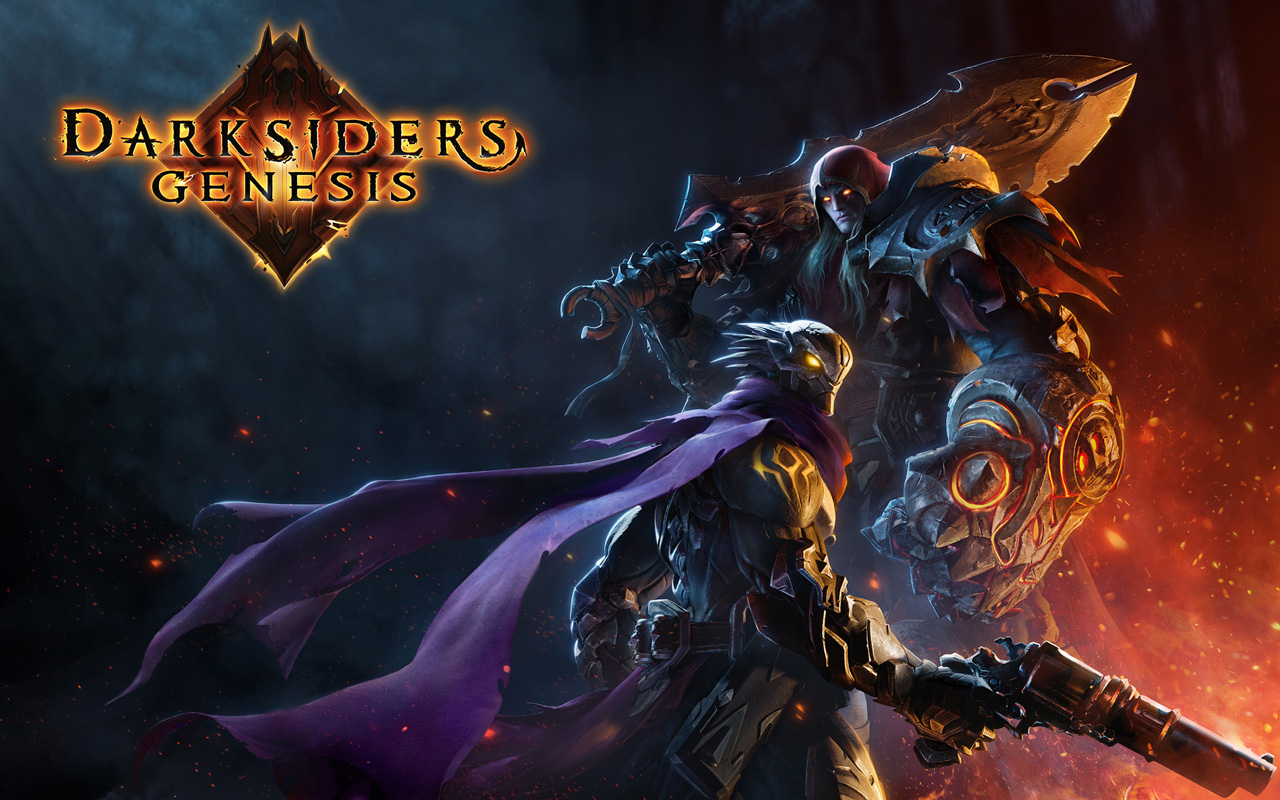 Free Darksiders Genesis Wallpaper in 1280x800