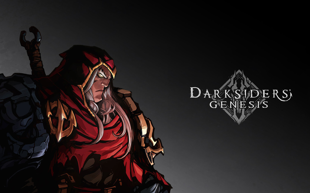 Darksiders Genesis Wallpaper in 1280x800