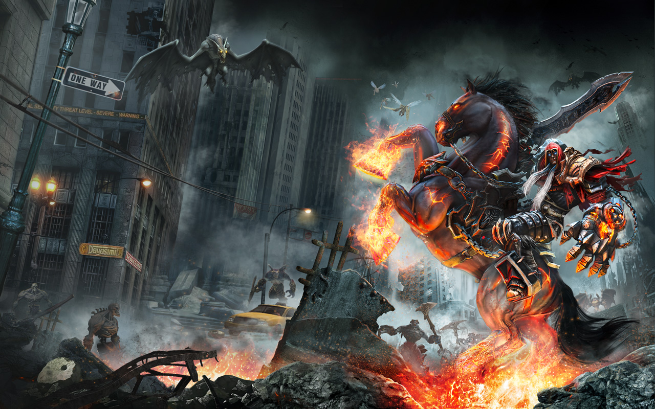 Free Darksiders Wallpaper in 1280x800