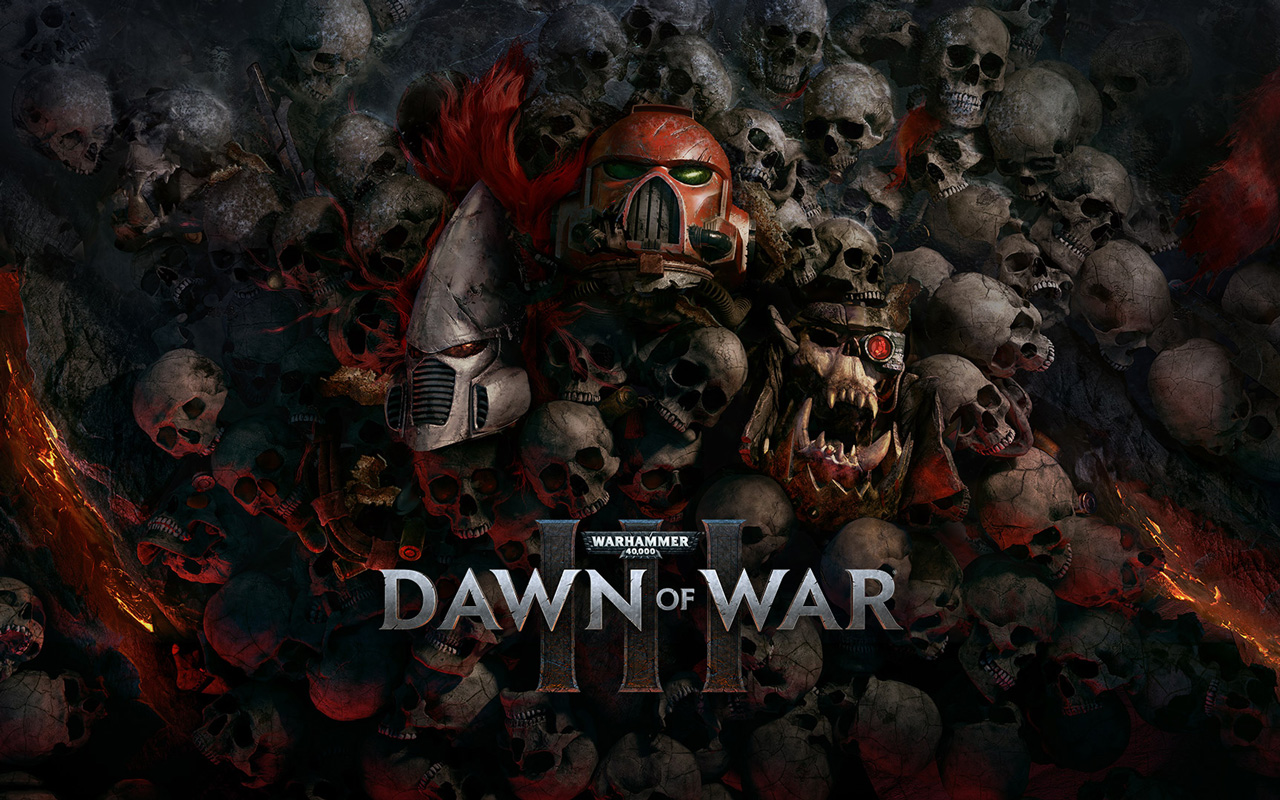 Free Warhammer 40000: Dawn of War III Wallpaper in 1280x800