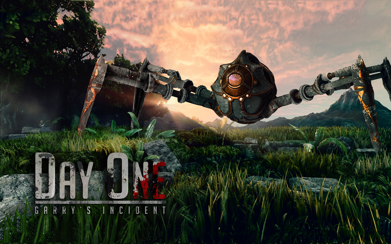 Free Day One: Garry's Incident Wallpaper in 1280x800