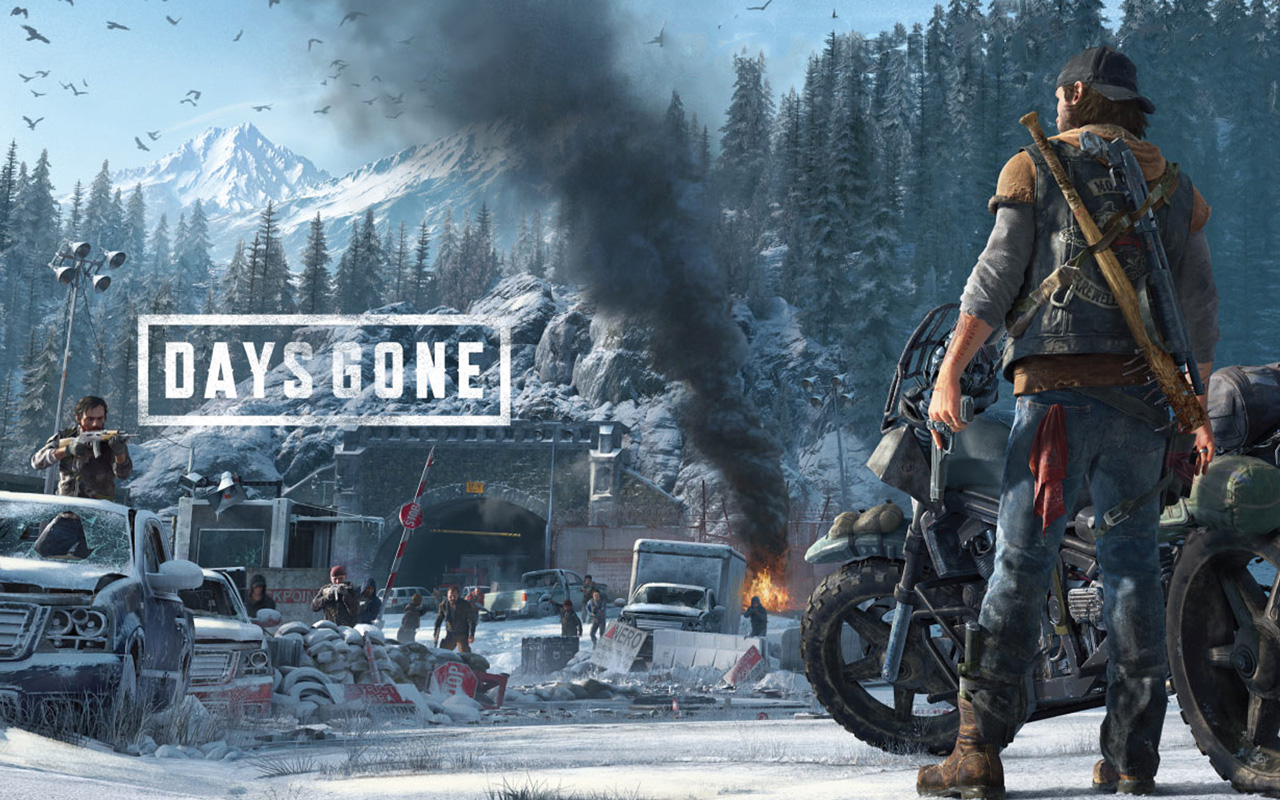 Free Days Gone Wallpaper in 1280x800