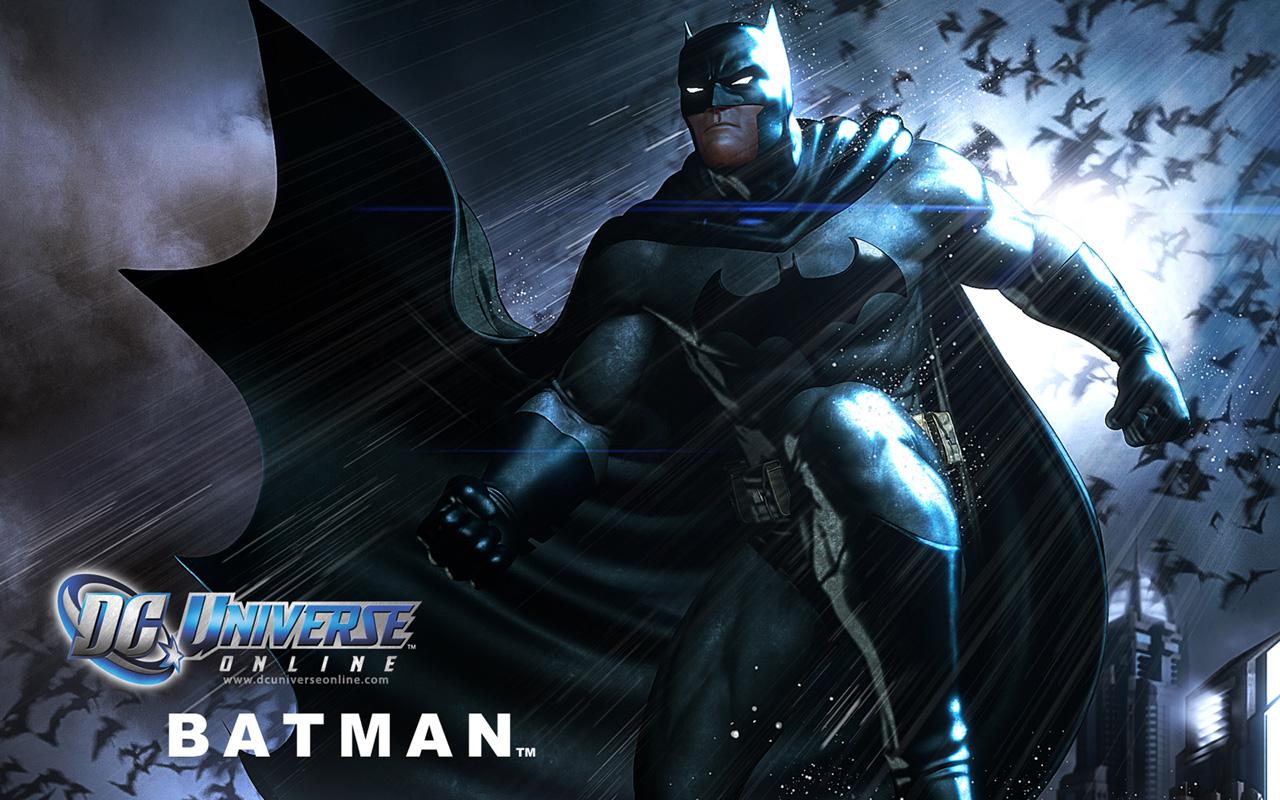 Free DC Universe Online Wallpaper in 1280x800