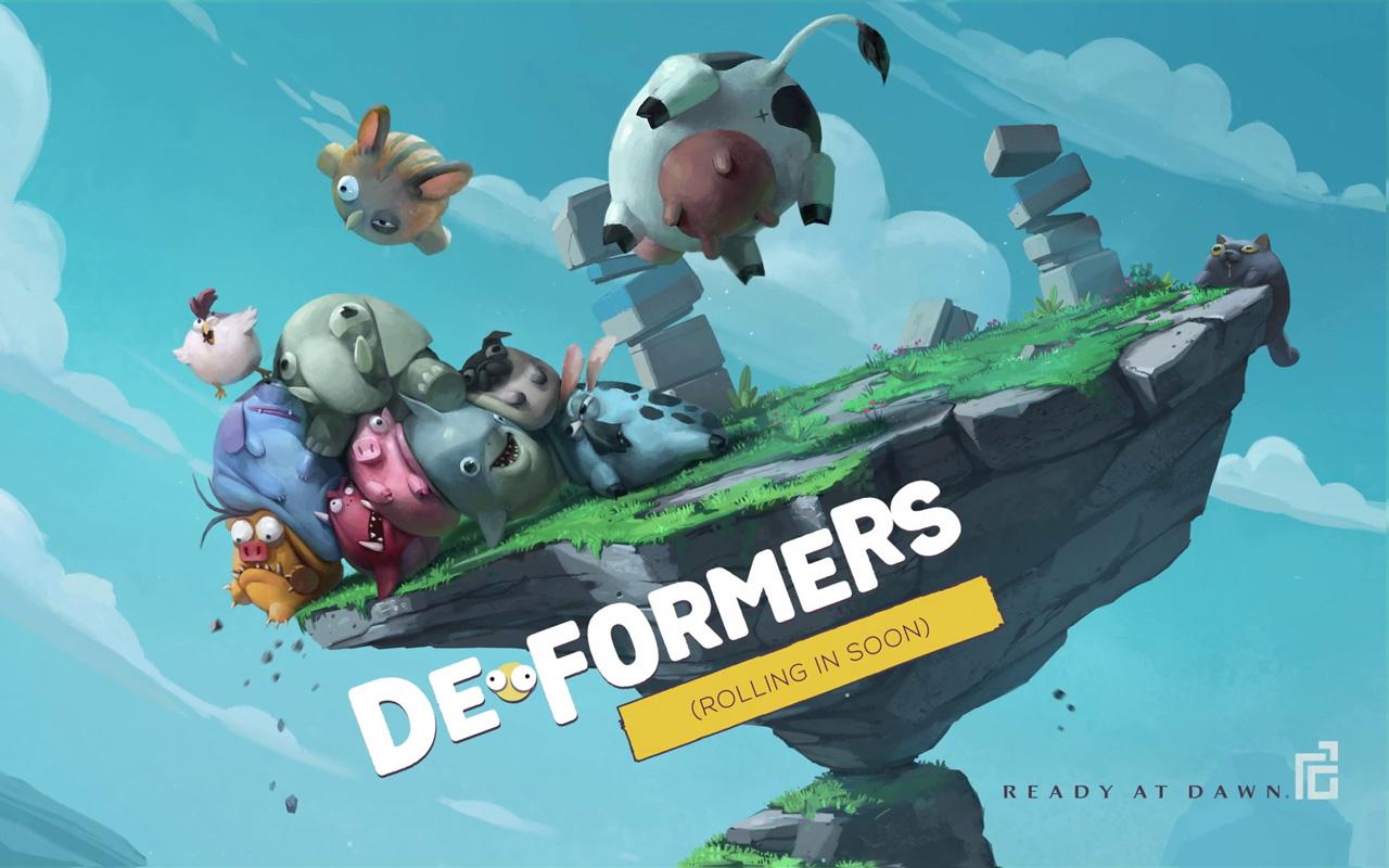 Free Deformers Wallpaper in 1280x800