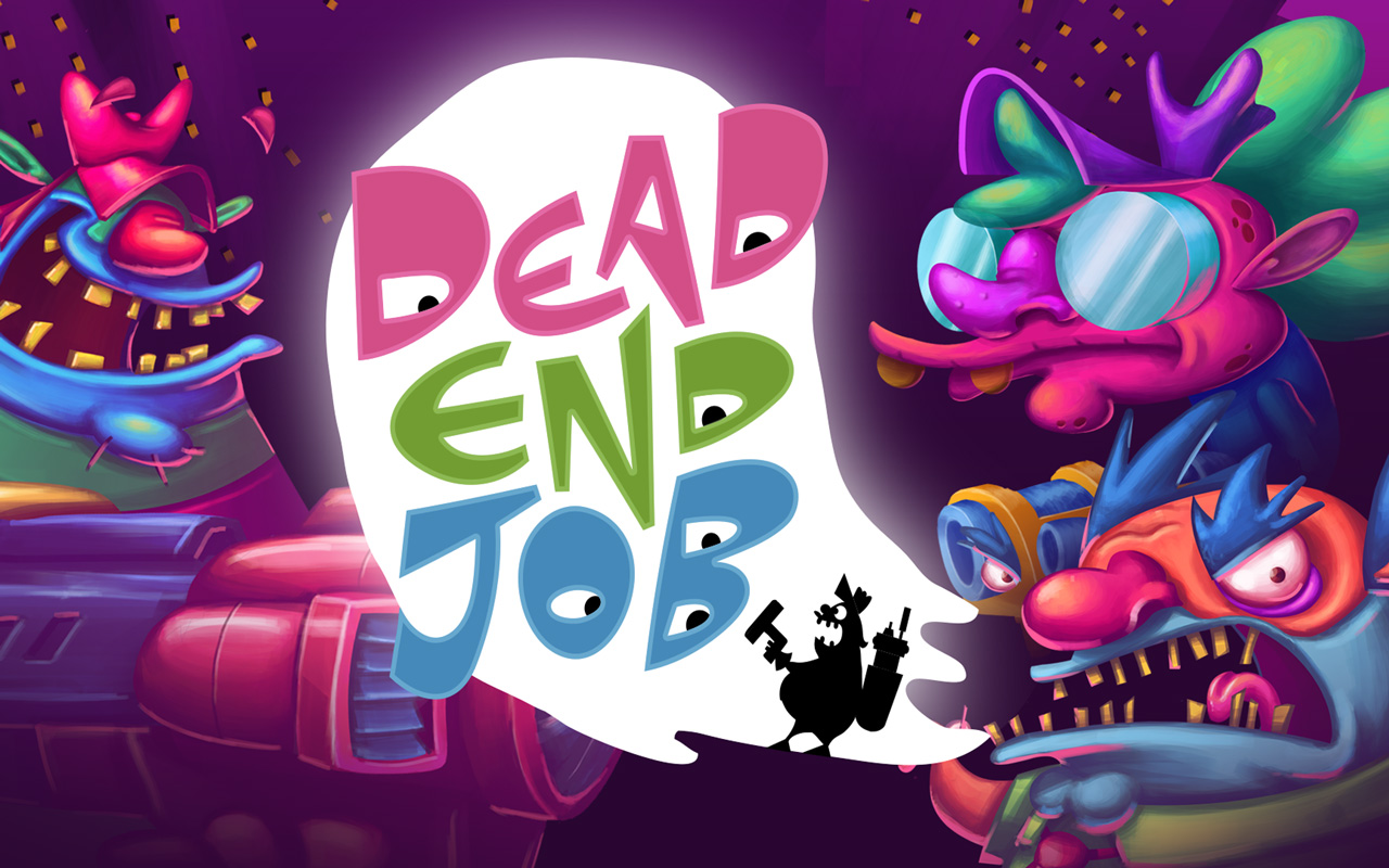 Free Dead End Job Wallpaper in 1280x800