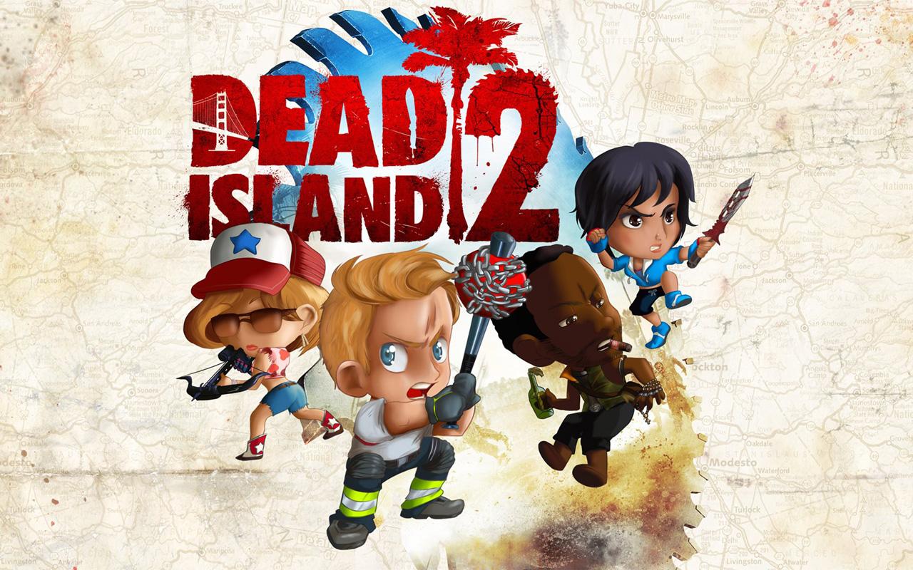 Free Dead Island 2 Wallpaper in 1280x800