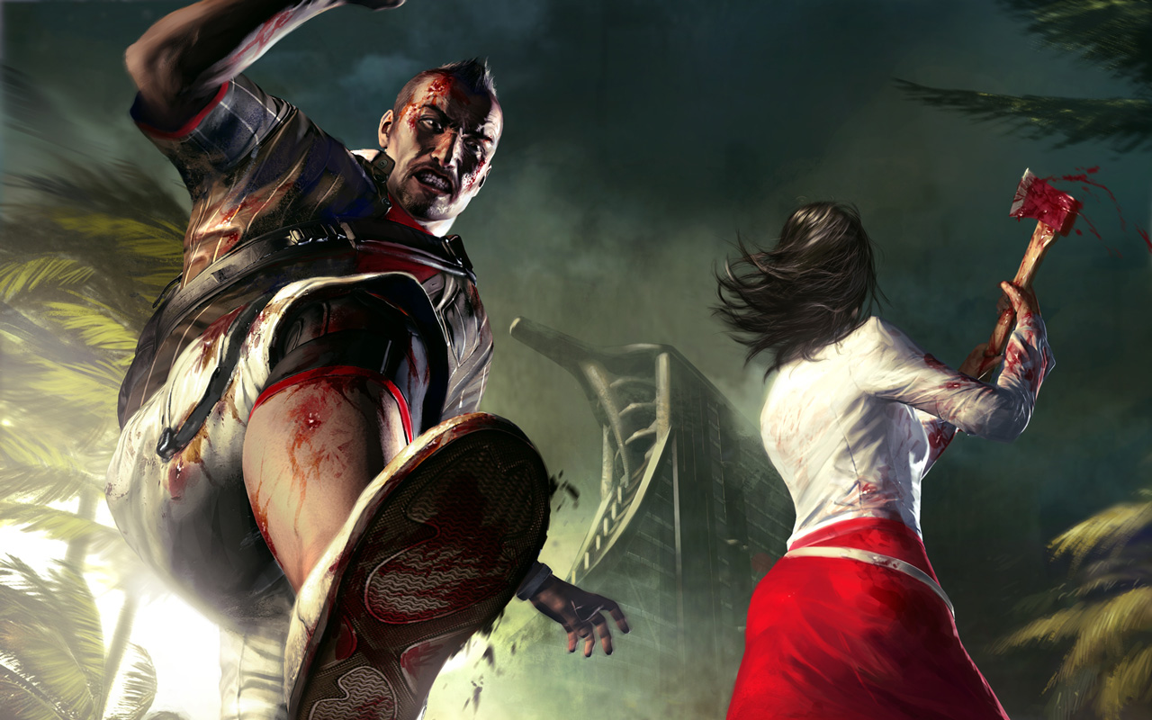 Free Dead Island Wallpaper in 1280x800