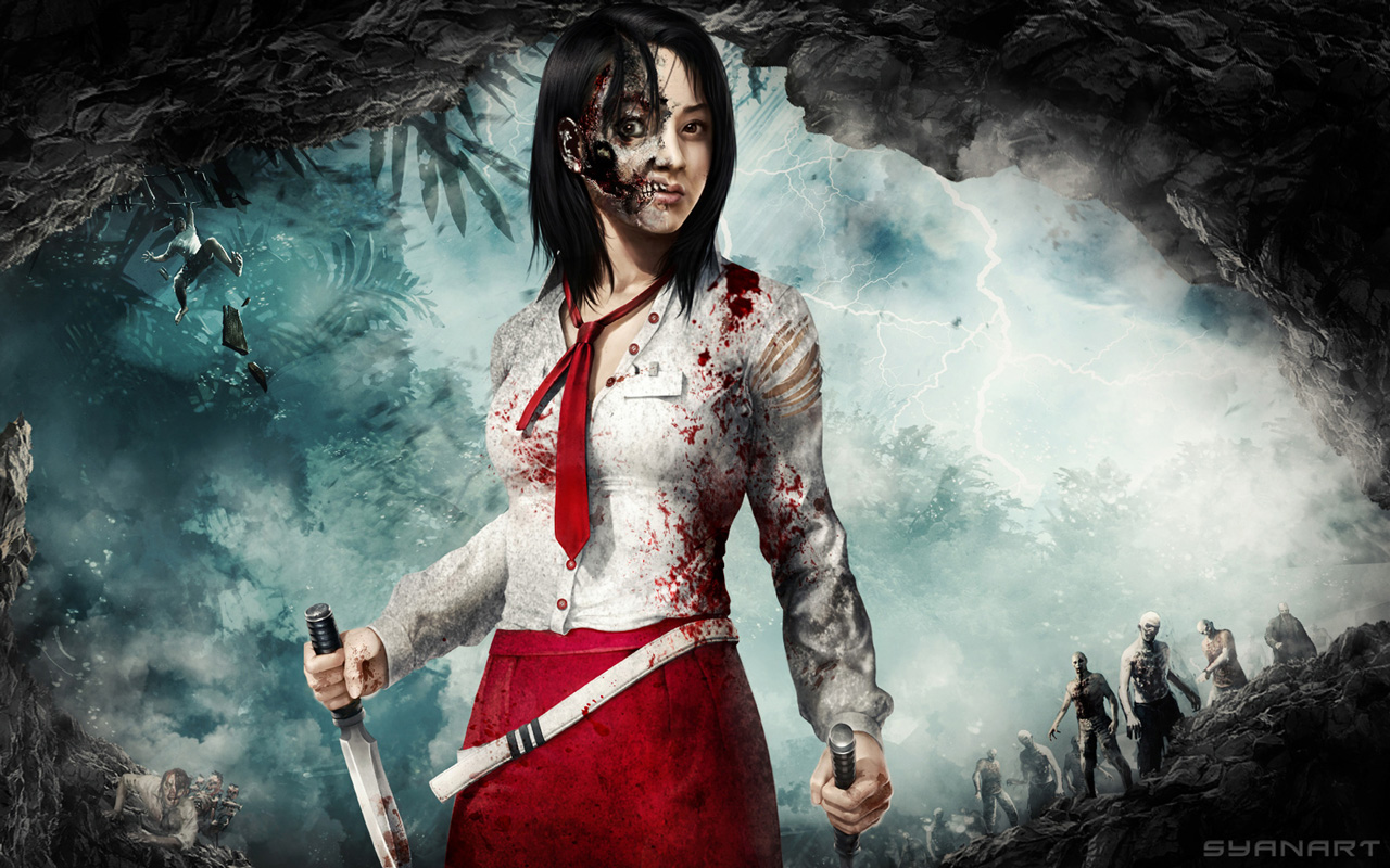 Dead Island: Riptide Wallpaper in 1280x800